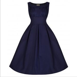 lindy bop selema blackberry vintage inspired dress